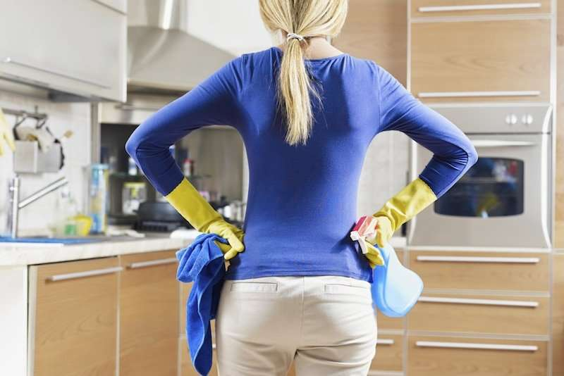 Spring Cleaning Tips to Keep Your Home Safe