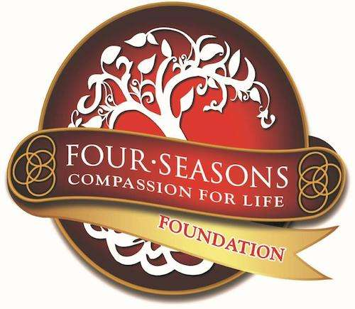 "26th Annual ""Tree of Lights"" for Four Seasons Compassion for Life"