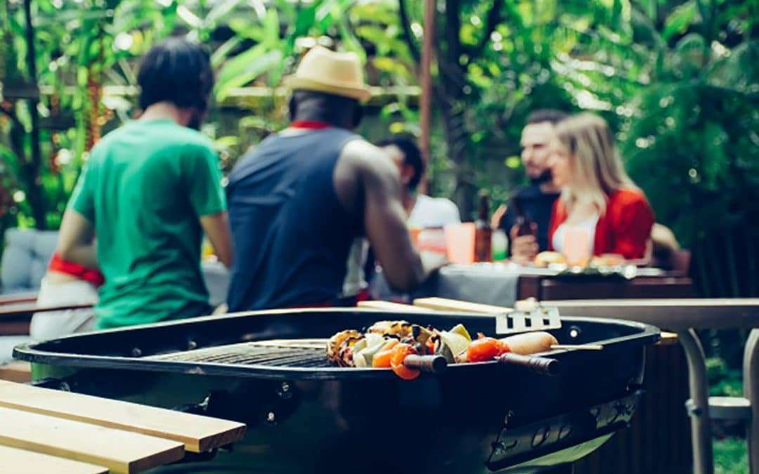 Backyard BBQ Safety Tips